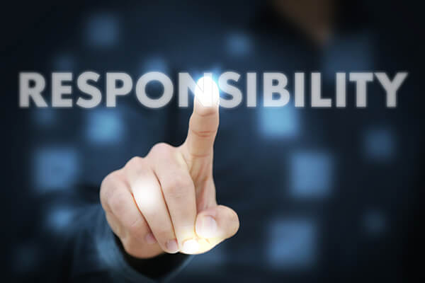 Sole Traders Responsibilities