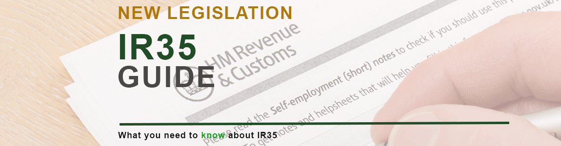 Quick Guide to the New IR35 Rules