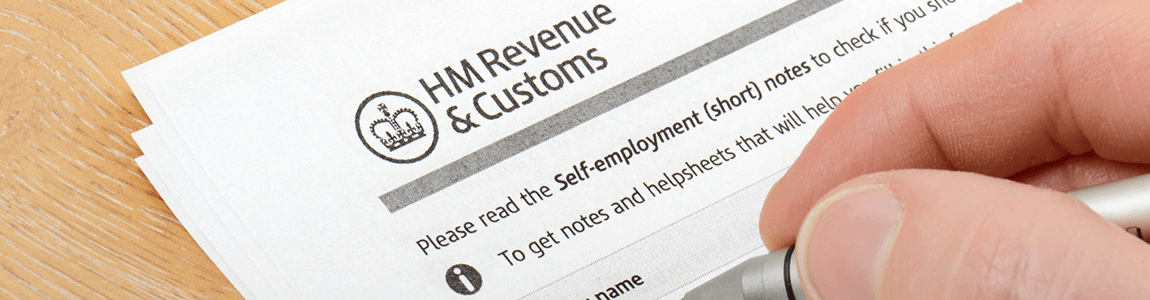 Informing HMRC that you are Self-Employed