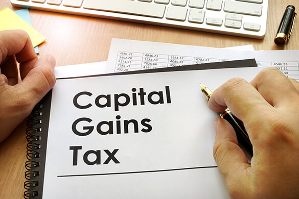 Capital Gains Tax for Landlords