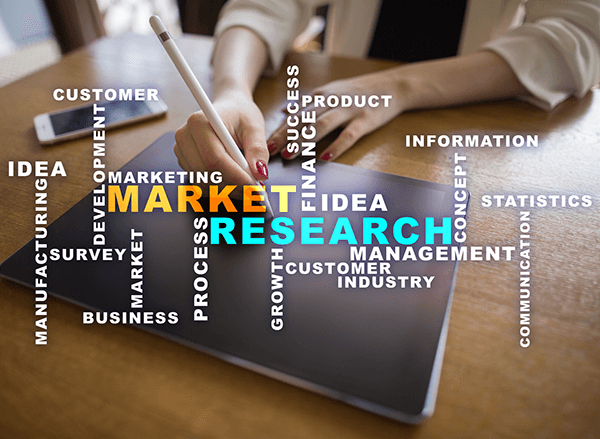 Start Up Market Research