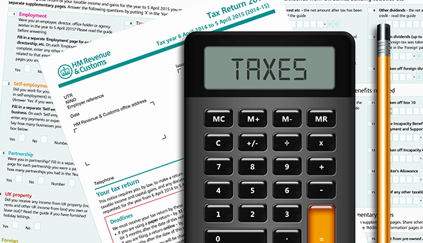 Tax Returns for Contractors