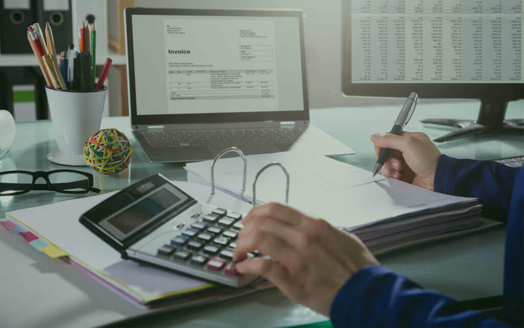 End-to-end bookkeeping