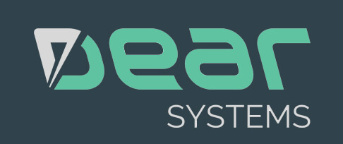 dear-systems logo on background