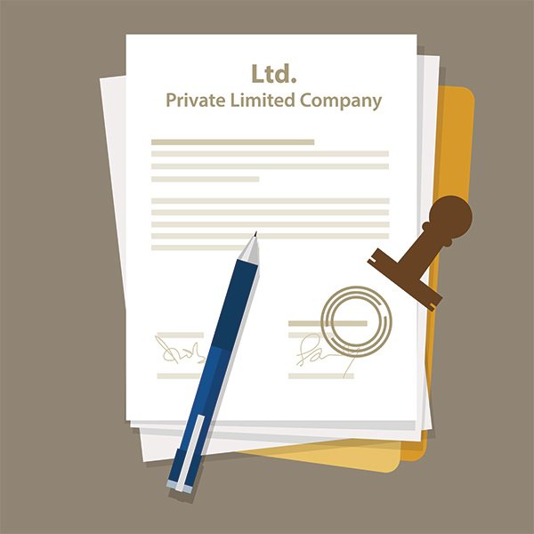 Ltd Private Limited Company Types of business corporation organization