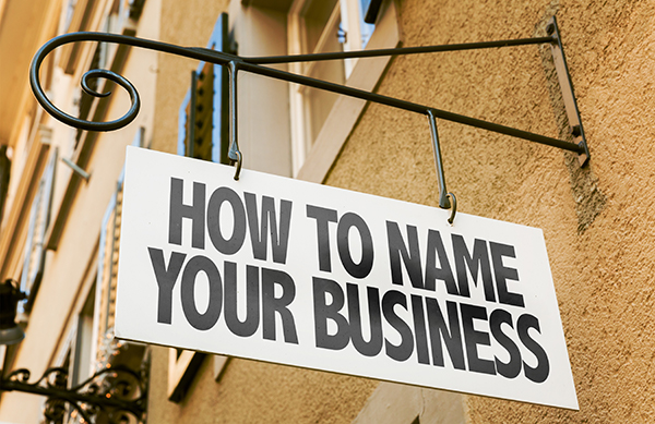 How to Choose a Business Name for Your Startup