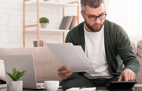 Keep a business budget